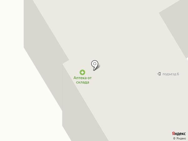 Рябинушка на карте Березников