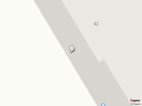 Иван на карте Березников