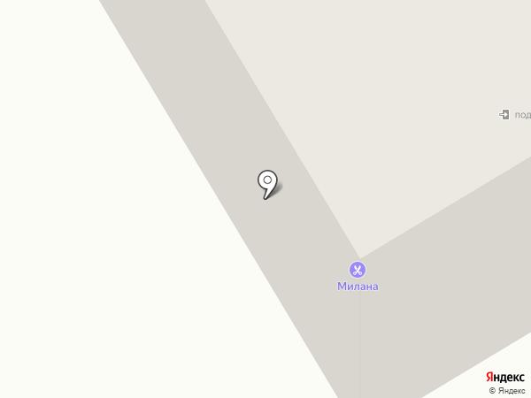 Инком на карте Березников