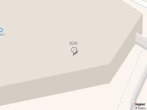 МОНРО на карте Березников