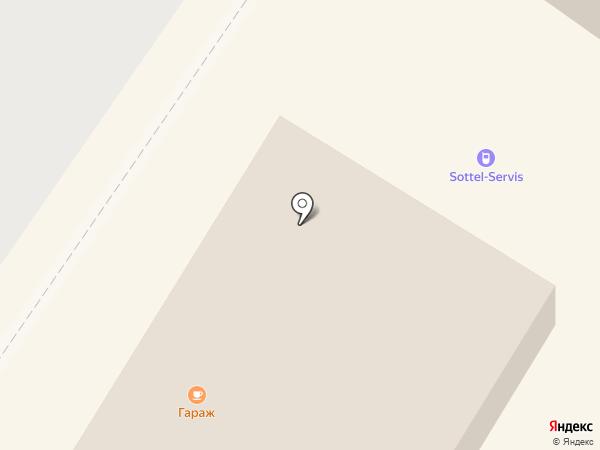 Сотел на карте Березников