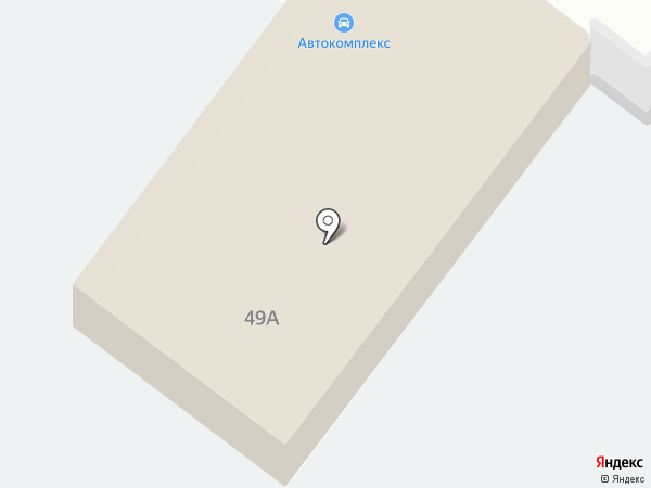 Автомойка на карте Березников