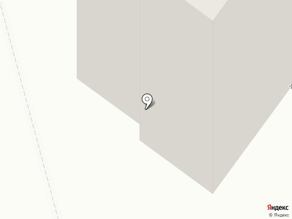 Юнидент на карте Березников