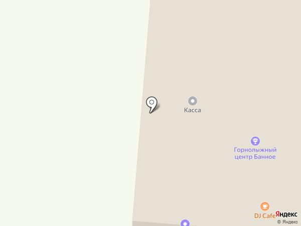 Металлург-Магнитогорск на карте Зелёной Поляны