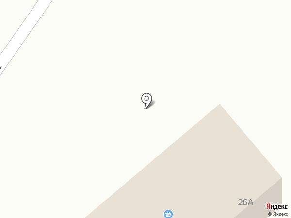Юлдаш на карте Абзаково