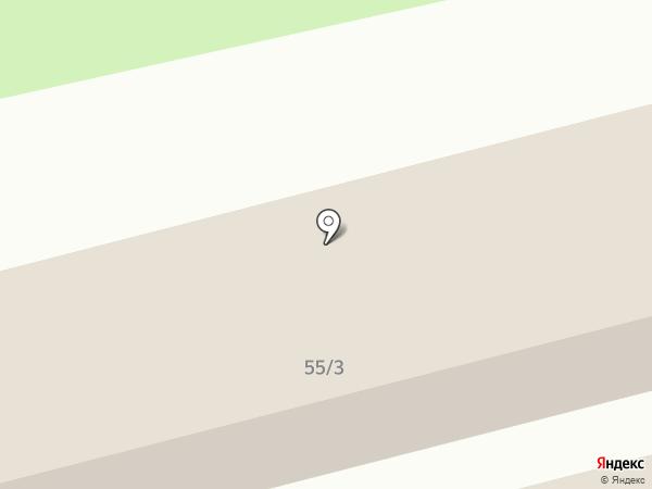Тироль на карте Зелёной Поляны