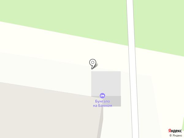 Шишма на карте Зелёной Поляны