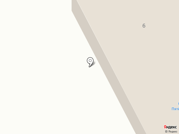 Дом на карте Зелёной Поляны