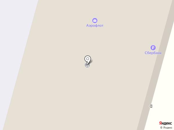 АМСГ Магнитогорск на карте Магнитогорска