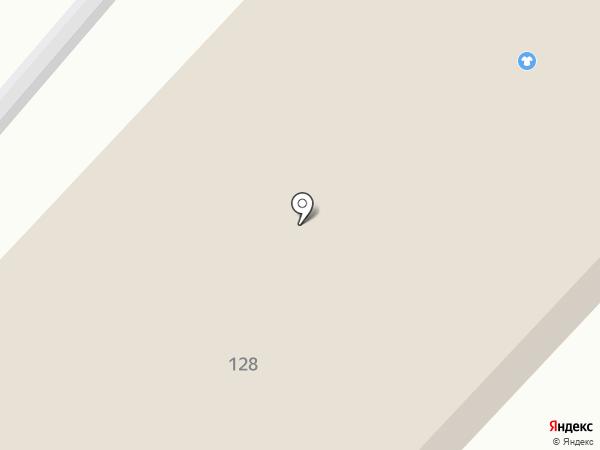 СВЕТОФОР на карте Магнитогорска