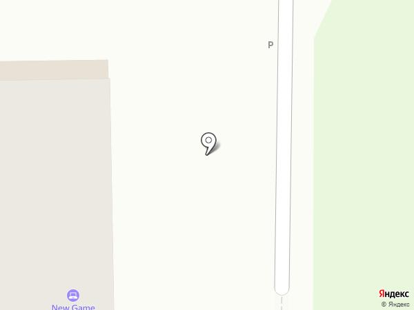 Lake Look на карте Магнитогорска