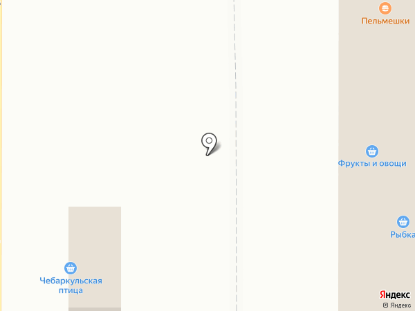 Экспресс-Сервис на карте Магнитогорска