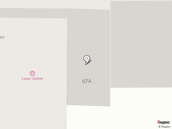ТАНЦКЛАСС на карте Магнитогорска