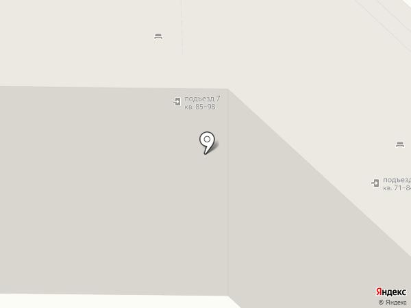 Металлург-25, ТСЖ на карте Магнитогорска