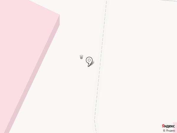 Областной кожно-венерологический диспансер №4 на карте Магнитогорска