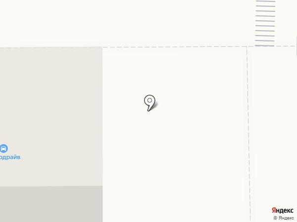 АВТОДОК на карте Магнитогорска