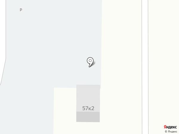 Инвест-центр на карте Магнитогорска