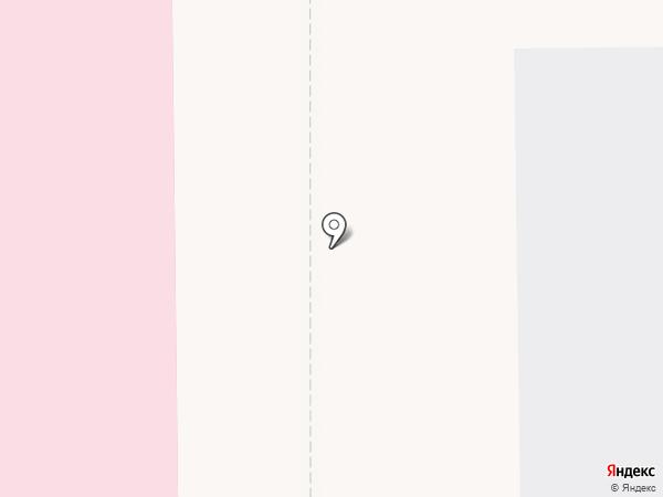 Гезель на карте Магнитогорска