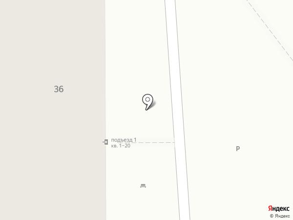 ЖЭУ №18 на карте Магнитогорска