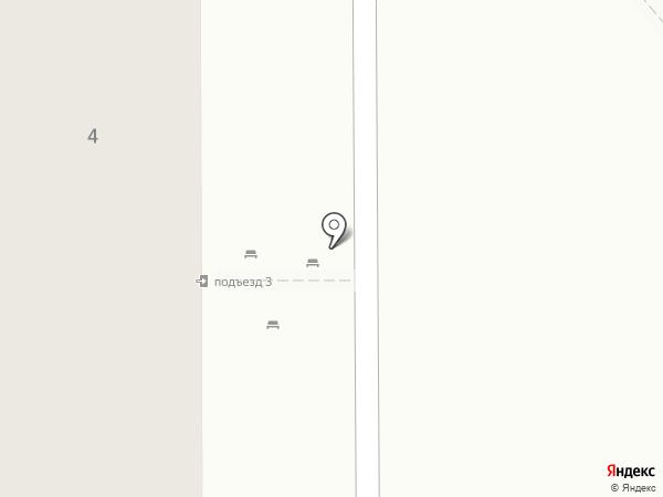 ЖЭУ №22 на карте Магнитогорска