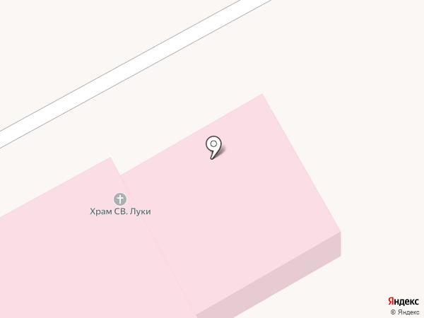 Женская консультация на карте Магнитогорска