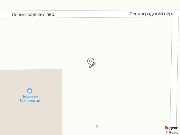 Офисный центр на карте Магнитогорска