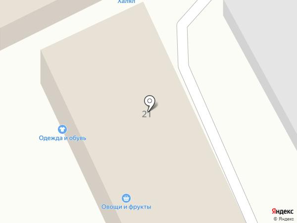 Чебаркульская птица на карте Магнитогорска