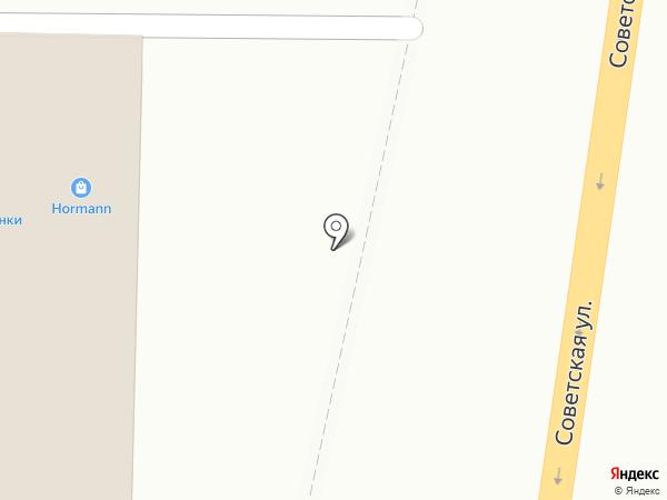 ЛИНИЯ на карте Магнитогорска