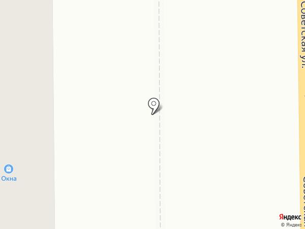 Теплострой-М на карте Магнитогорска