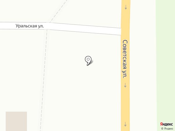 Авто-Партнер на карте Магнитогорска