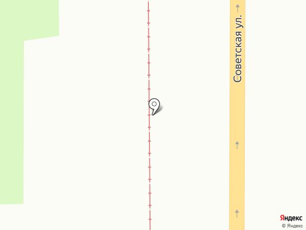 Магазин одежды на карте Магнитогорска