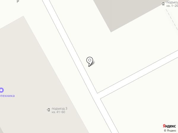 Магазин резинотехники на карте Магнитогорска