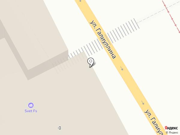 ITC на карте Магнитогорска