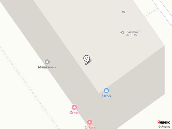 Ваш Ломбард на карте Магнитогорска