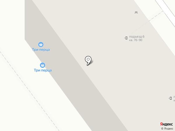 Кубасов на карте Магнитогорска