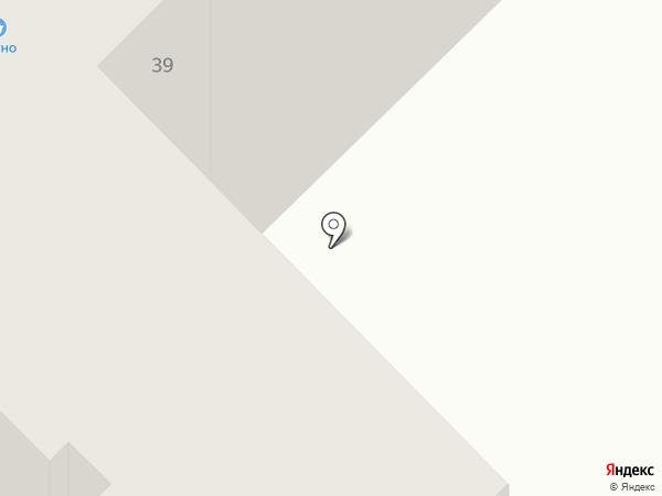 Ледокол на карте Магнитогорска