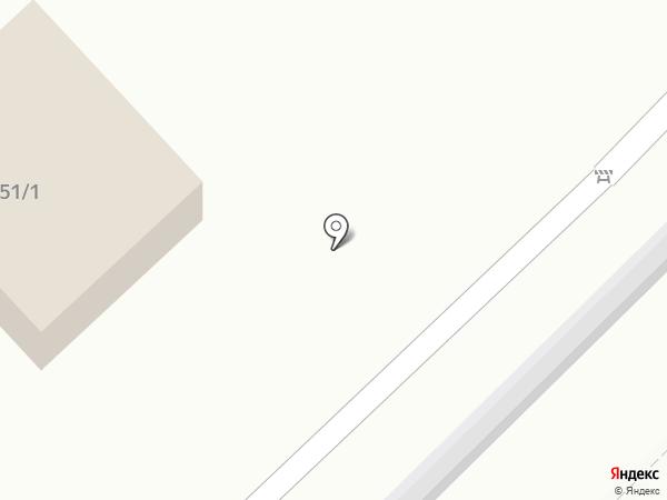 МЕЙНСТРИМ на карте Магнитогорска