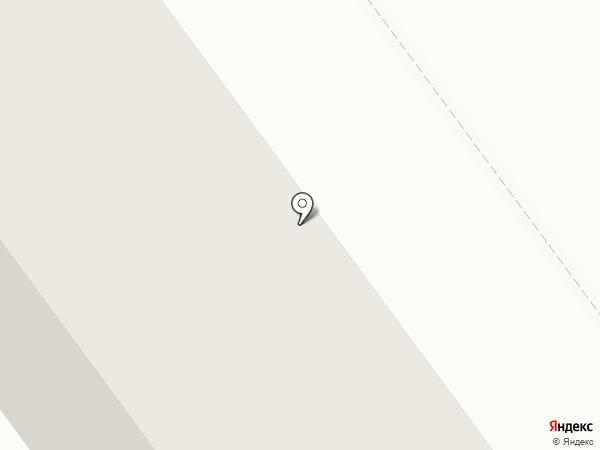 ГАЗели-тент на карте Магнитогорска