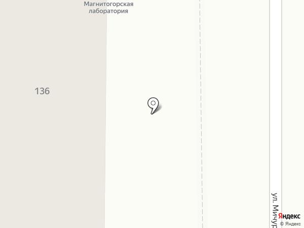 БЕСТ ГРУПП на карте Магнитогорска