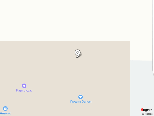 Гибкий путь на карте Магнитогорска