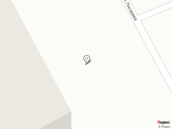Котлетный папа на карте Магнитогорска