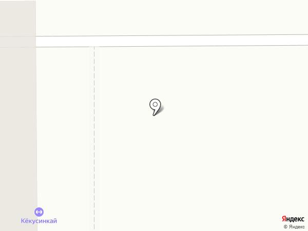 Магнитогорская федерация карате кёкусинкай на карте Магнитогорска