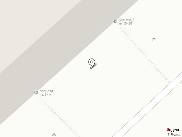 Омега-30, ТСЖ на карте Магнитогорска