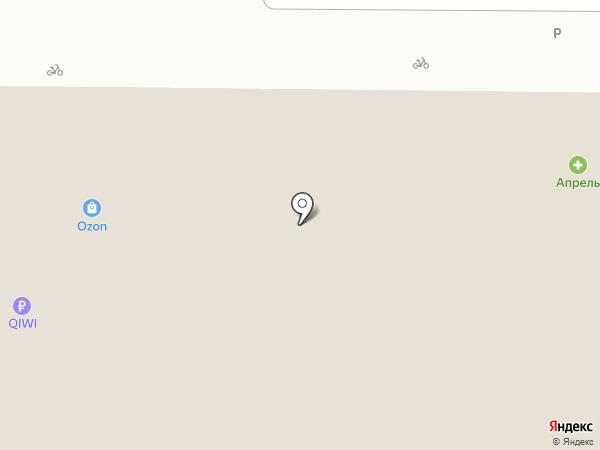 Одна цена на карте Магнитогорска