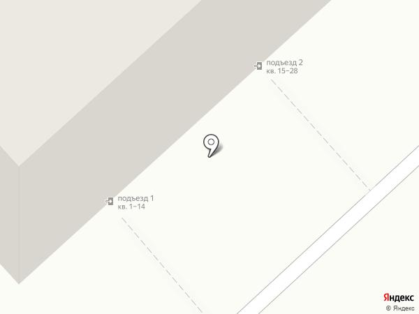 Метизник-3, ТСЖ на карте Магнитогорска