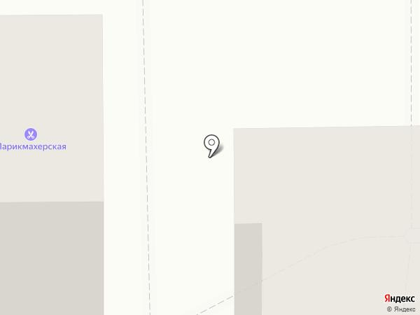 Салон-парикмахерская на карте Магнитогорска