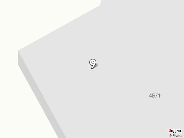 Теплофикация, МП на карте Магнитогорска