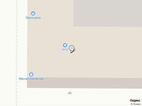 M-Service на карте Магнитогорска