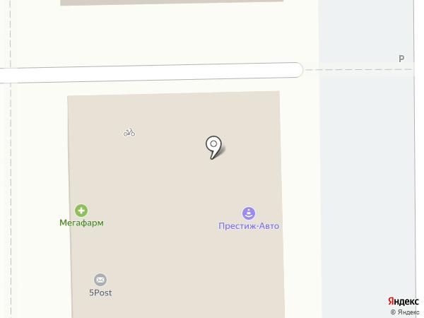 PROXY на карте Магнитогорска