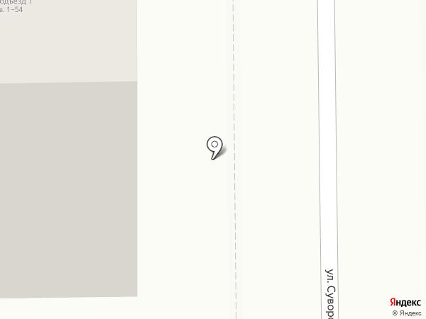 Advanced на карте Магнитогорска